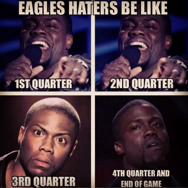 Eagles haters