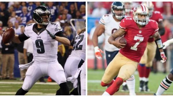 Eagles vs 49ers