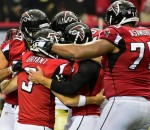 Falcons beat Saints