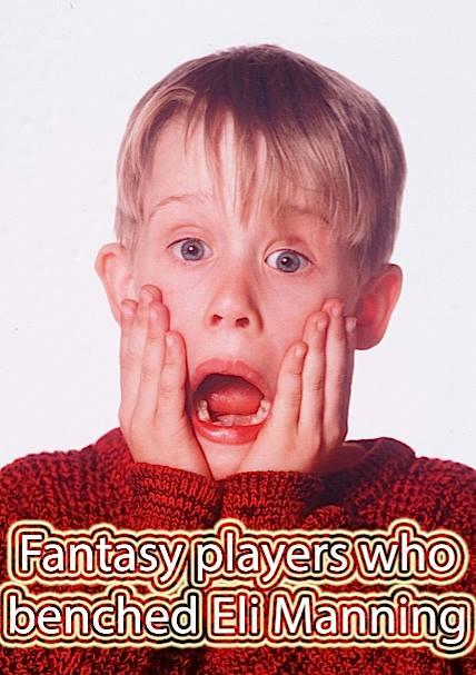 Fantasy mistake