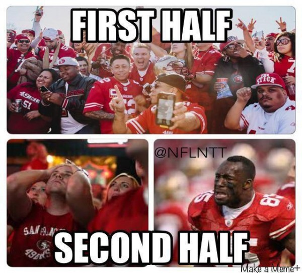 31 best memes of colin kaepernick the san francisco 49ers losing surprise first voltagebd Images