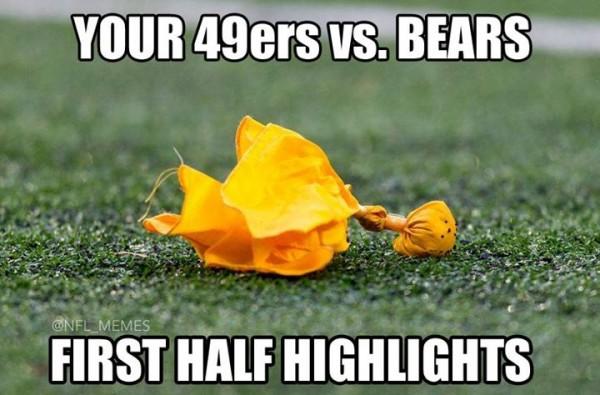 First half highlights