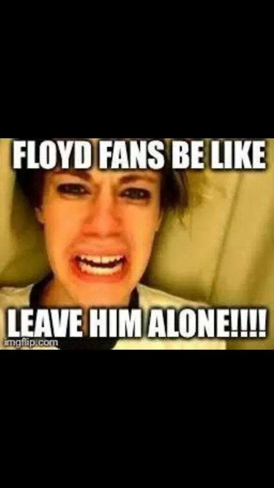Floyd fans