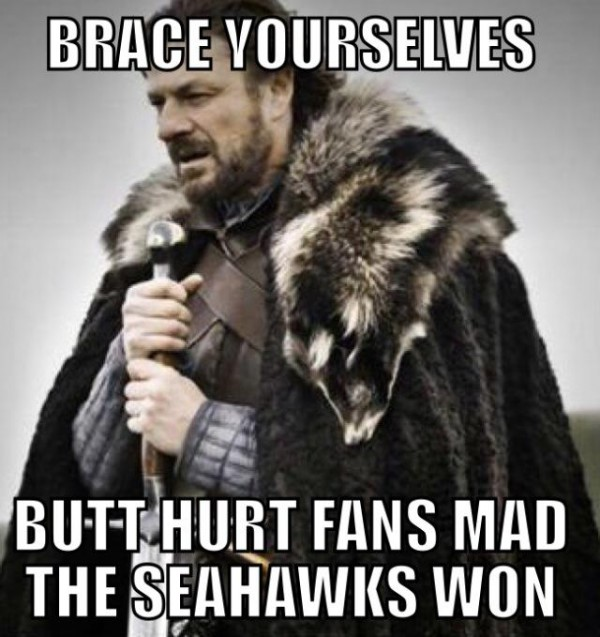 Getting mad e1409919745220 18 Best Memes of the Seattle Seahawks Beating the Green Bay Packers