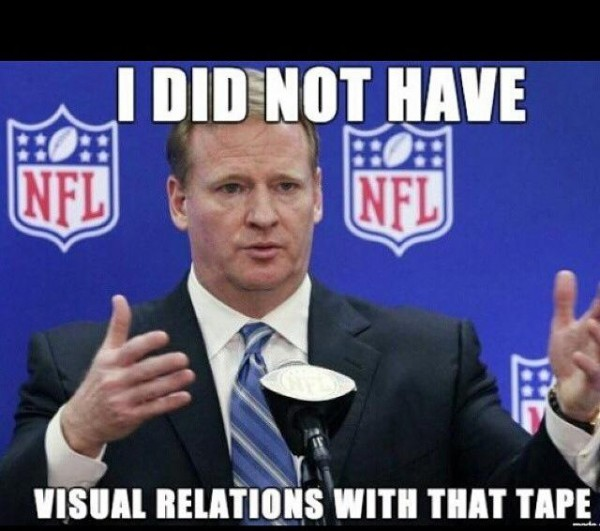 Goodell confessions