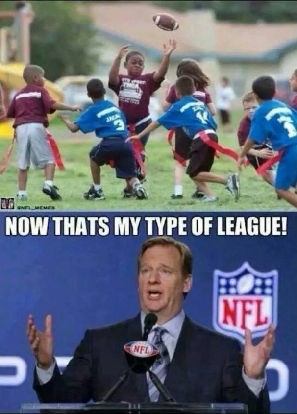 Goodell league