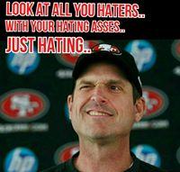 Happy Harbaugh