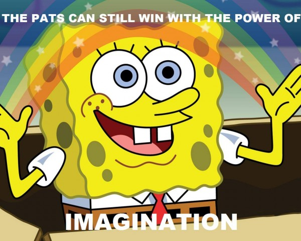 How the Pats can win
