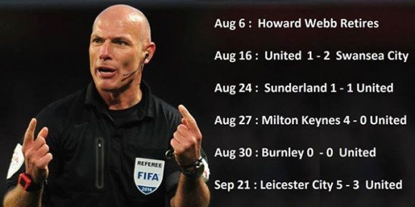 Howard Webb coincidence