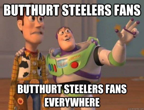 Hurt Steelers