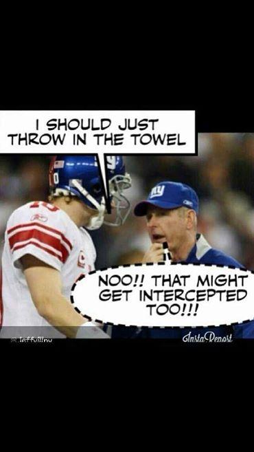 Intercepted Towel