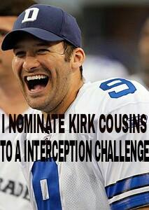 Interceptions challenge