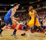 Kobe Bryant, Klay Thompson