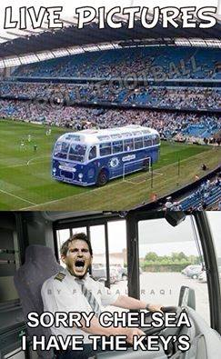 Lampard has the keys