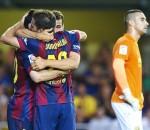 Lionel Messi, Sandro Ramirez