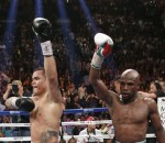 Maidana vs Mayweather