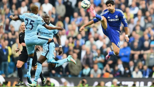 Manchester City vs Chelsea e1411318133399 Match Highlights   Manchester City vs Chelsea