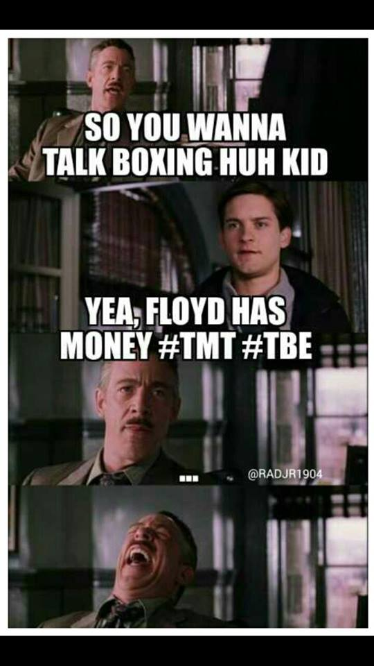 Mayweather fans