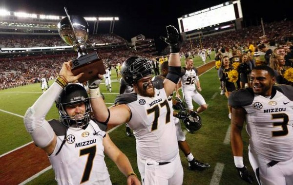 Missouri beat South Carolina