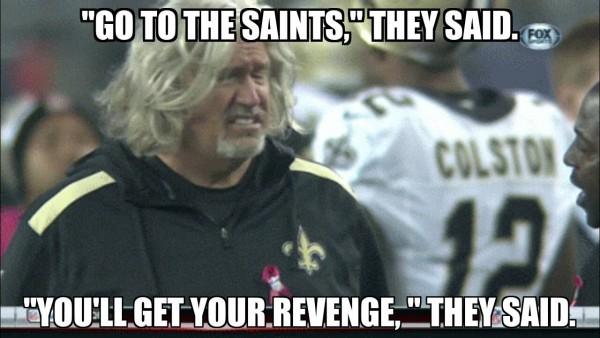 No revenge