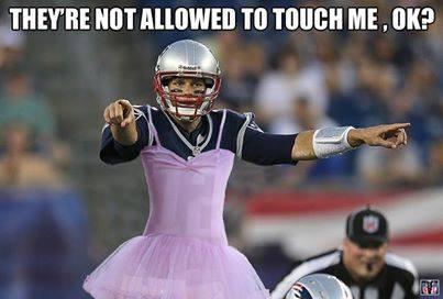 No touching