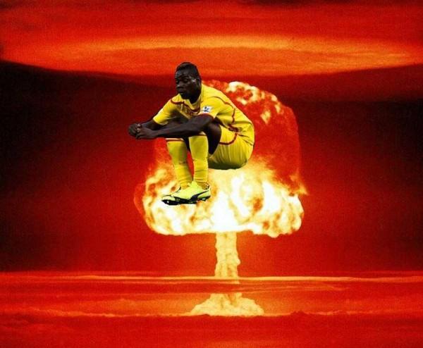 Nuclear Jump