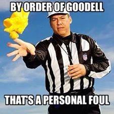 Order of Goodell