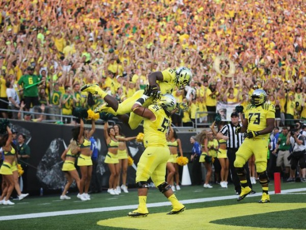 Oregon Touchdown