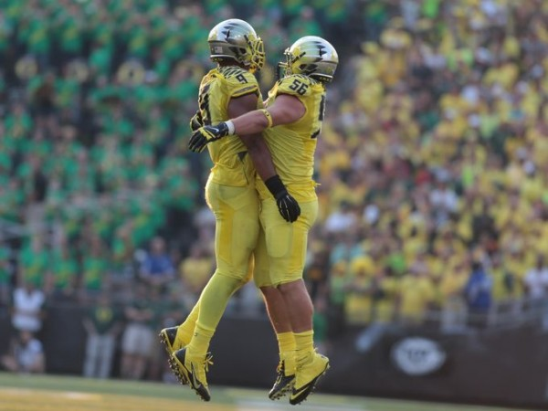 Oregon beat Michigan State