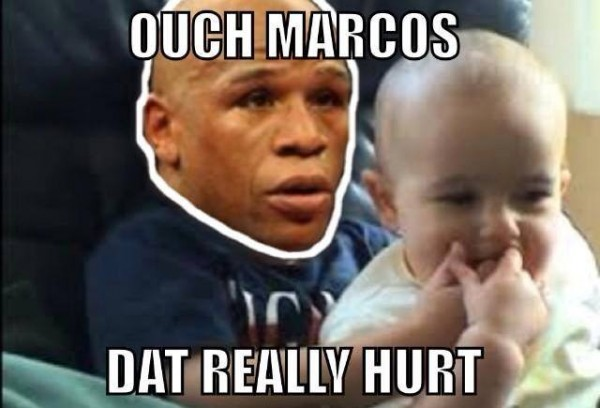 Ouch Marcos