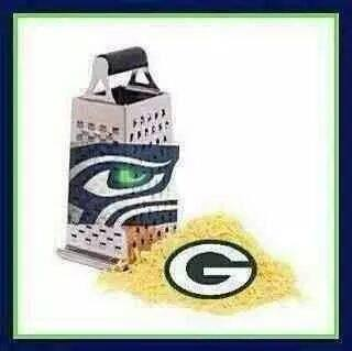 Packers cheese 18 Best Memes of the Seattle Seahawks Beating the Green Bay Packers