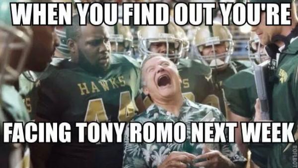 Playing Romo