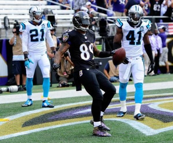 Ravens beat Panthers