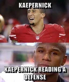 Reading a defense