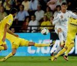 Real Madrid beat Villarreal