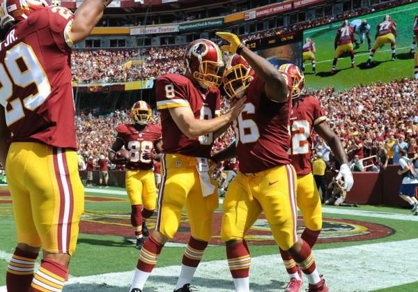 Redskins beat Jaguars