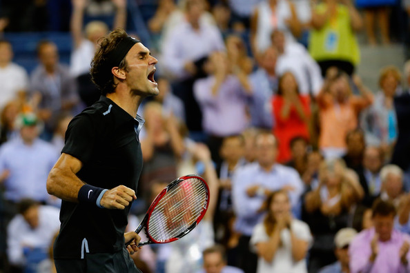 Roger Federer1 Roger Federer Not Giving Up on the US Open Title