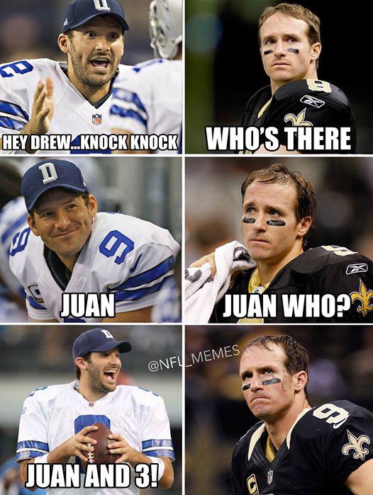 Romo joke