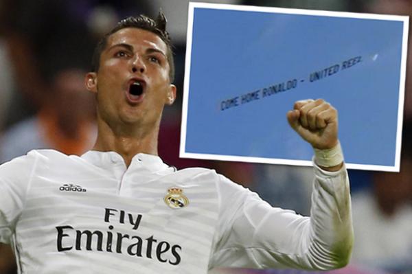 Ronaldo Come HOme