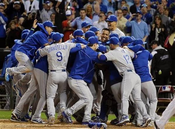 Royals beat White Sox