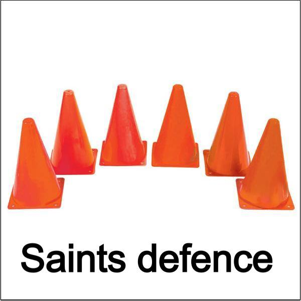Saint defense