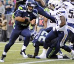 Seahawks vs Chargers