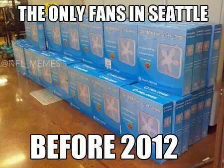 Seattle fans 18 Best Memes of the Seattle Seahawks Beating the Green Bay Packers