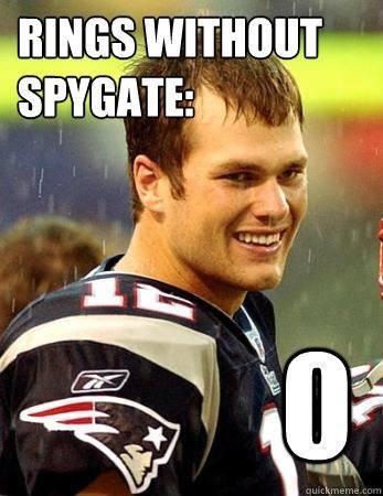 Since spy gate