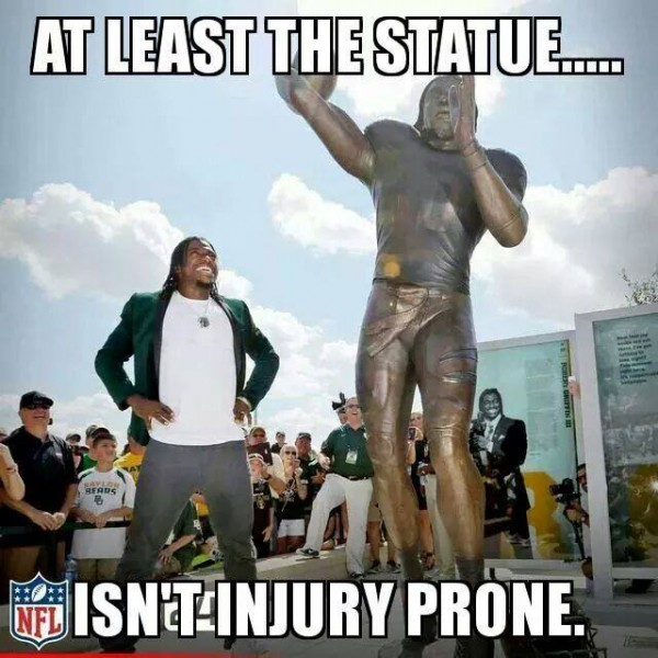 Statue is OK