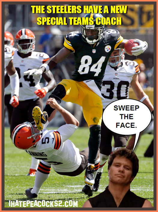 Sweep the face