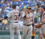 Tigers beat Royals