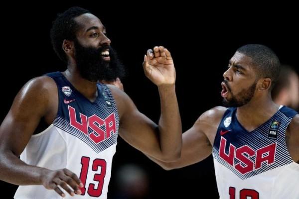 USA beat Serbia