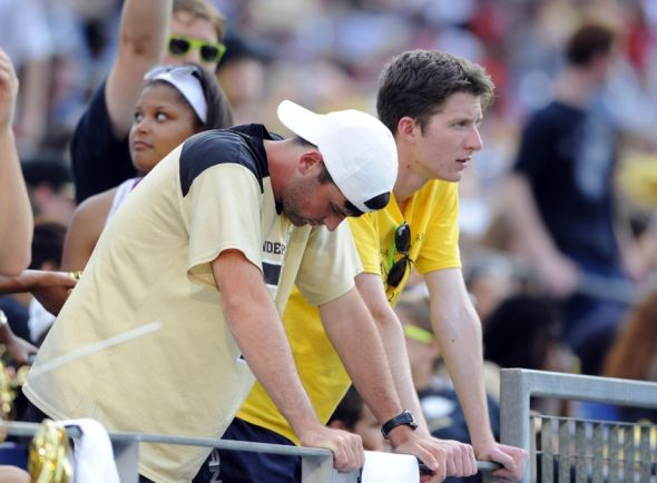 Vanderbilt lose