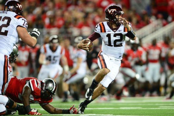 Virginia Tech beat Ohio State
